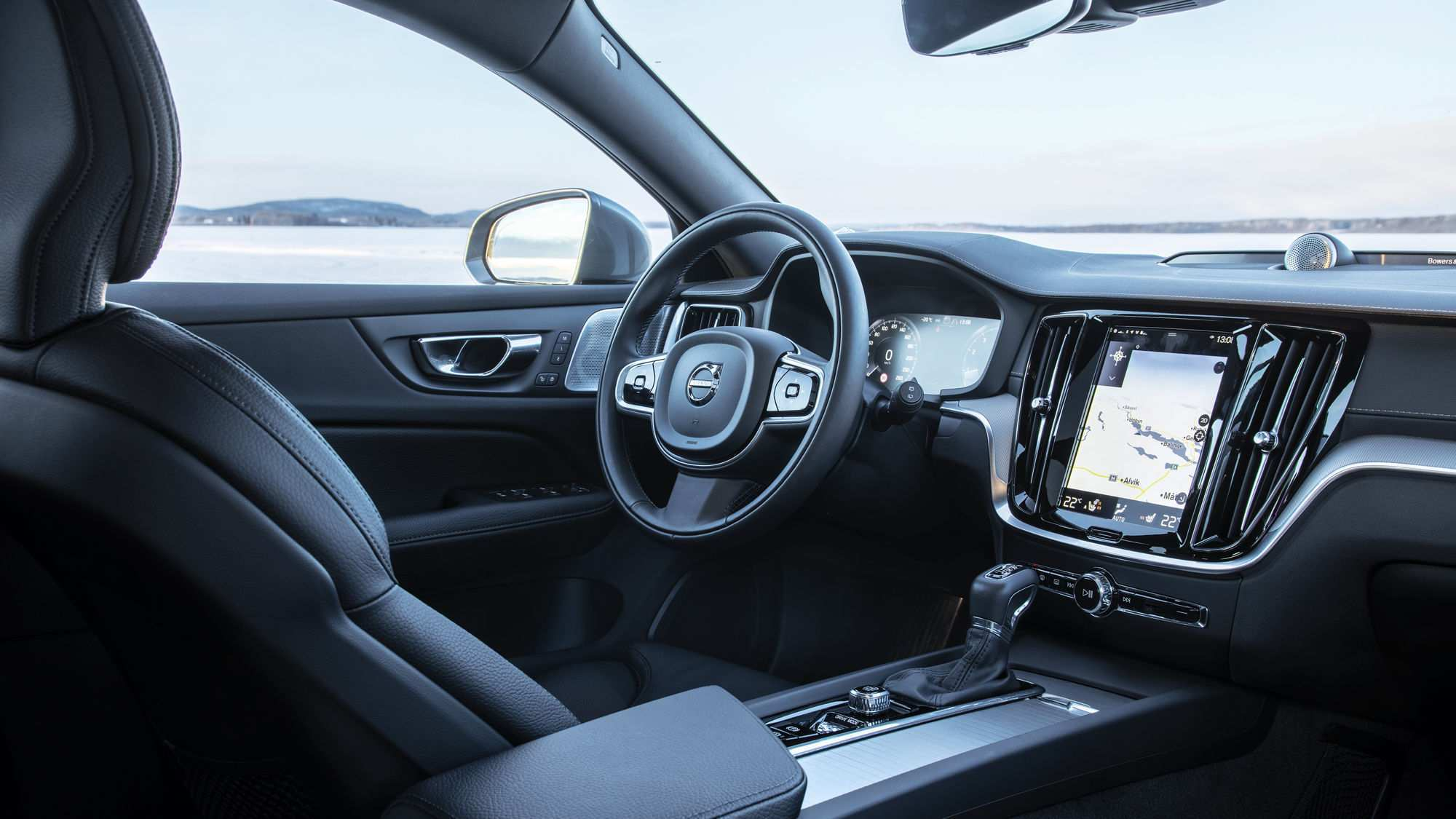73 A 2020 Volvo V60 Cross Country Spesification