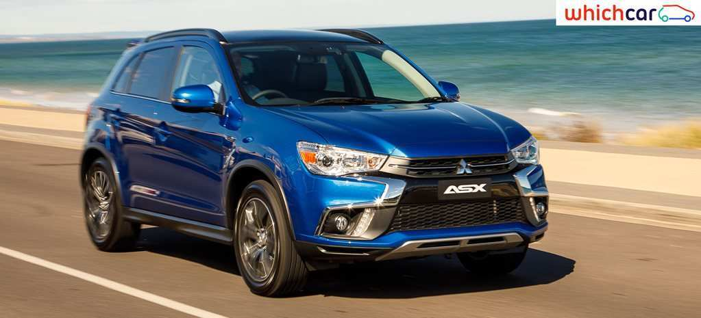 73 A Mitsubishi Asx 2020 Review Performance And New Engine