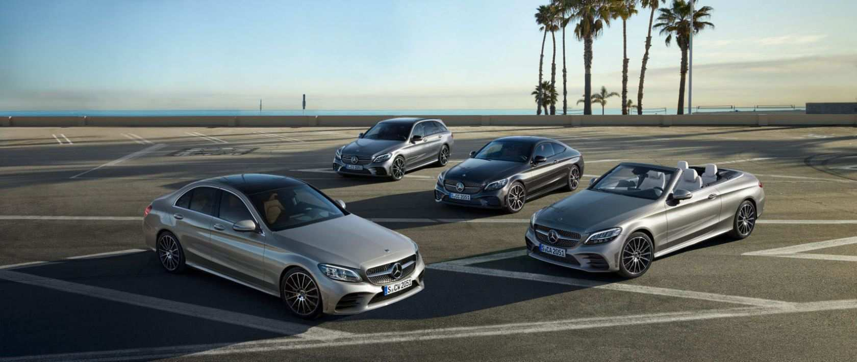 73 A The New Mercedes C Class 2019 Rumors