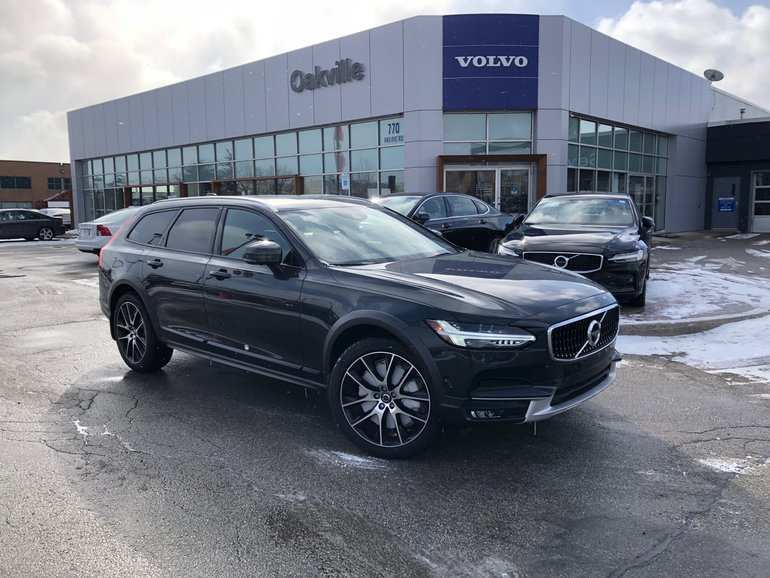 73 A V90 Volvo 2019 Performance
