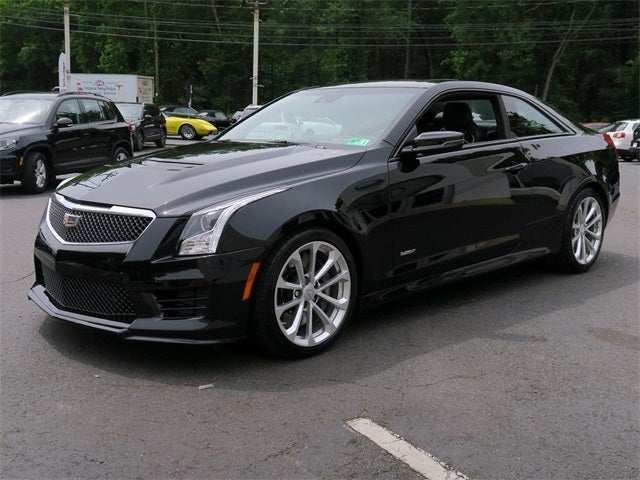 73 All New 2019 Cadillac Ats V Coupe Specs
