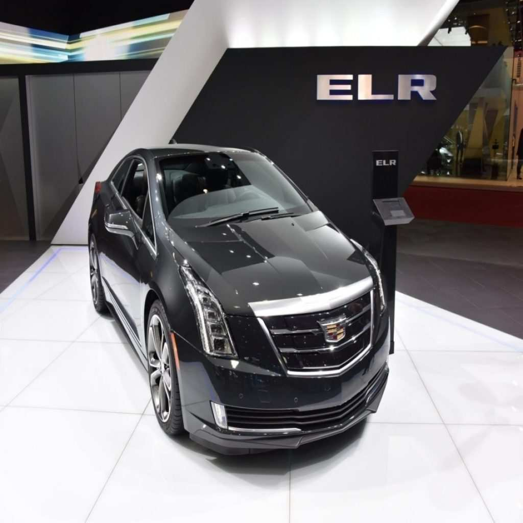 73 All New 2019 Cadillac ELR Concept