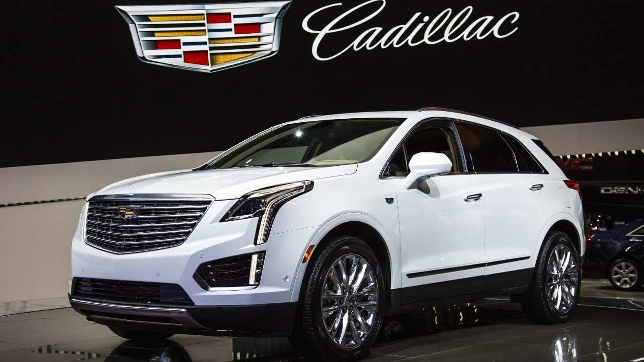 73 All New 2019 Cadillac XT5 Configurations
