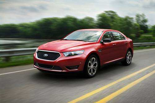 73 All New 2019 Ford Taurus Sho New Concept