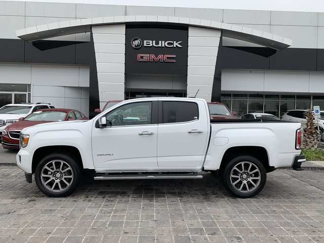 73 All New 2019 GMC Canyon Denali Images