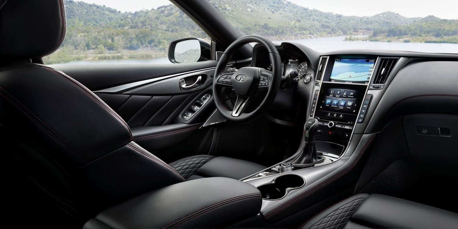 73 All New 2019 Infiniti Interior Specs And Review