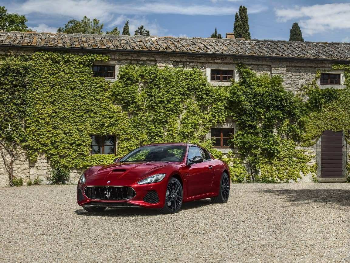 73 All New 2019 Maserati Granturismo Images