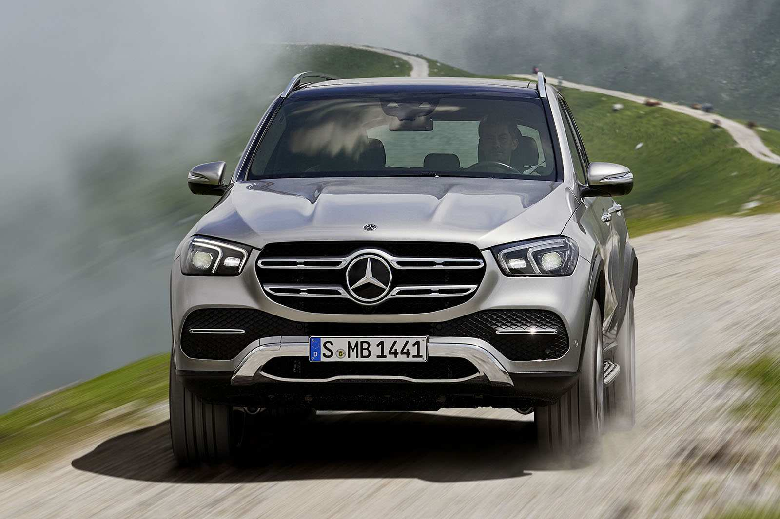 73 All New 2019 Mercedes GLE Performance