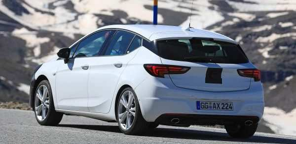 73 All New 2019 New Opel Astra Exterior And Interior
