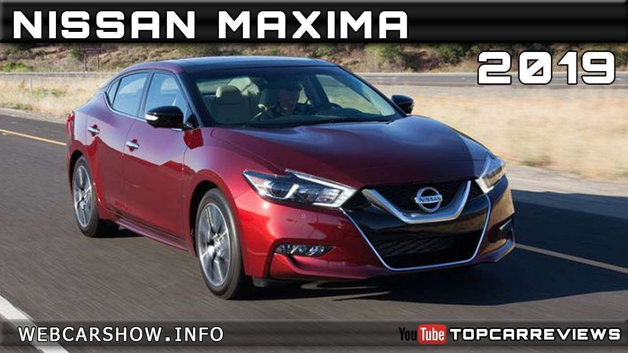 73 All New 2019 Nissan Maxima Horsepower Rumors