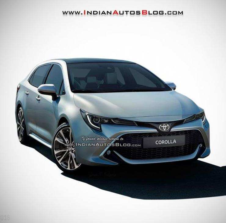 73 All New 2019 Toyota Altis Rumors