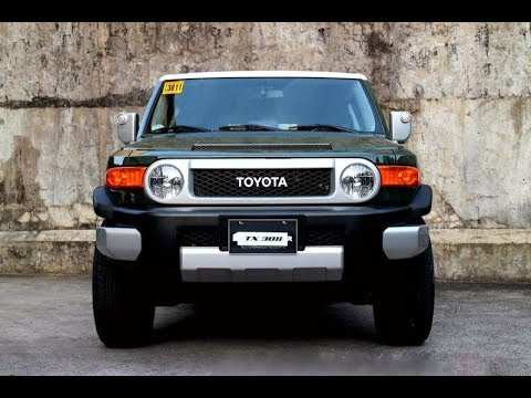 73 All New 2019 Toyota FJ Cruiser Overview
