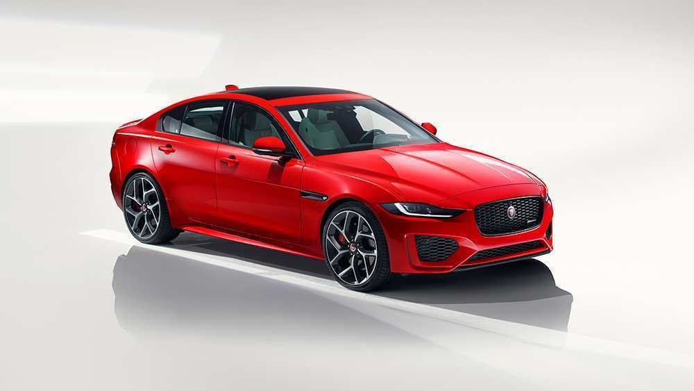 73 All New 2020 All Jaguar Xe Sedan Configurations