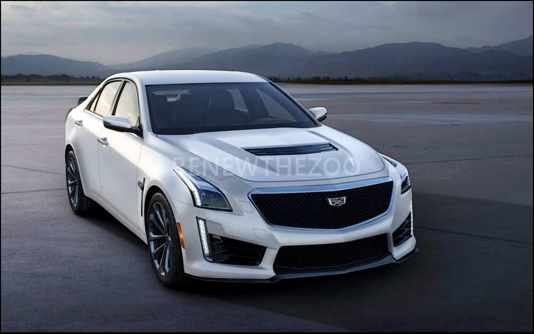 73 All New 2020 Cadillac Cts V Coupe Performance