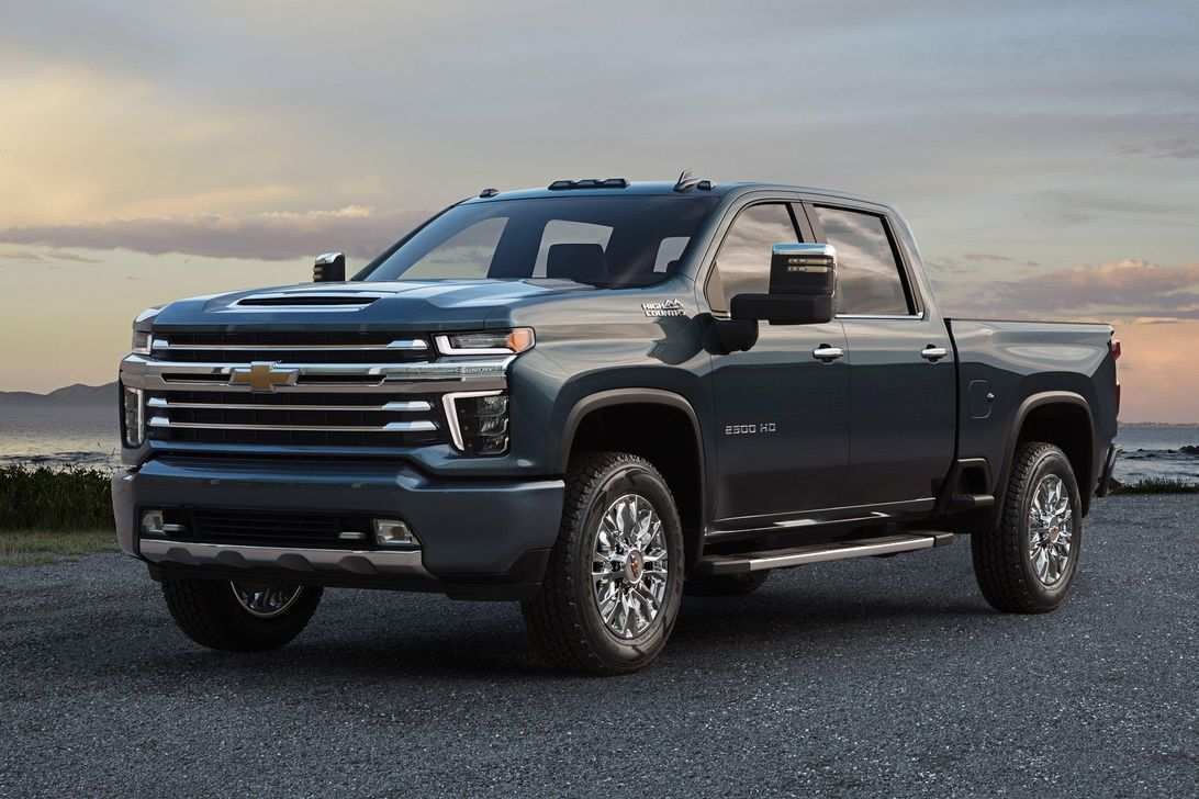 73 All New 2020 Chevrolet Silverado Hd Interior Price And Release Date