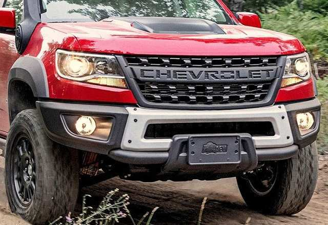 73 All New 2020 Chevy Colorado Going Launched Soon Price And Release Date