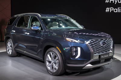 73 All New 2020 Hyundai Palisade Length Release Date And Concept