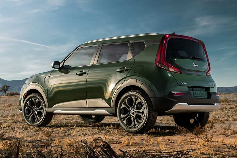 73 All New 2020 Kia Soul Undercover Green Prices