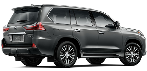 73 All New 2020 Lexus LX 570 Specs And Review