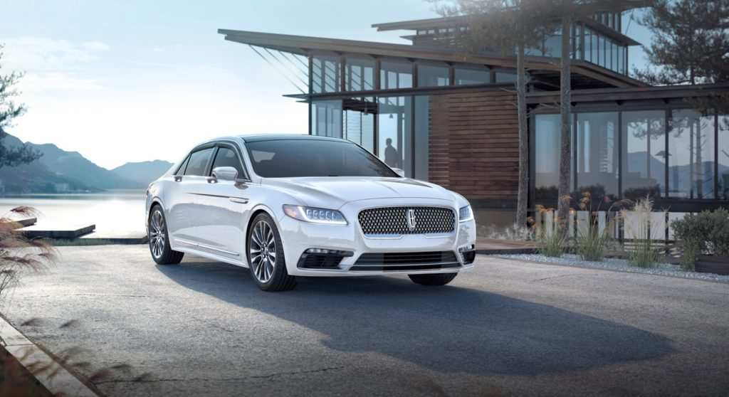 73 All New 2020 Lincoln Continental Release Date