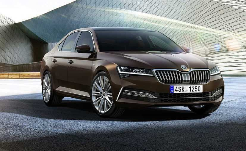 73 All New 2020 New Skoda Superb Pictures