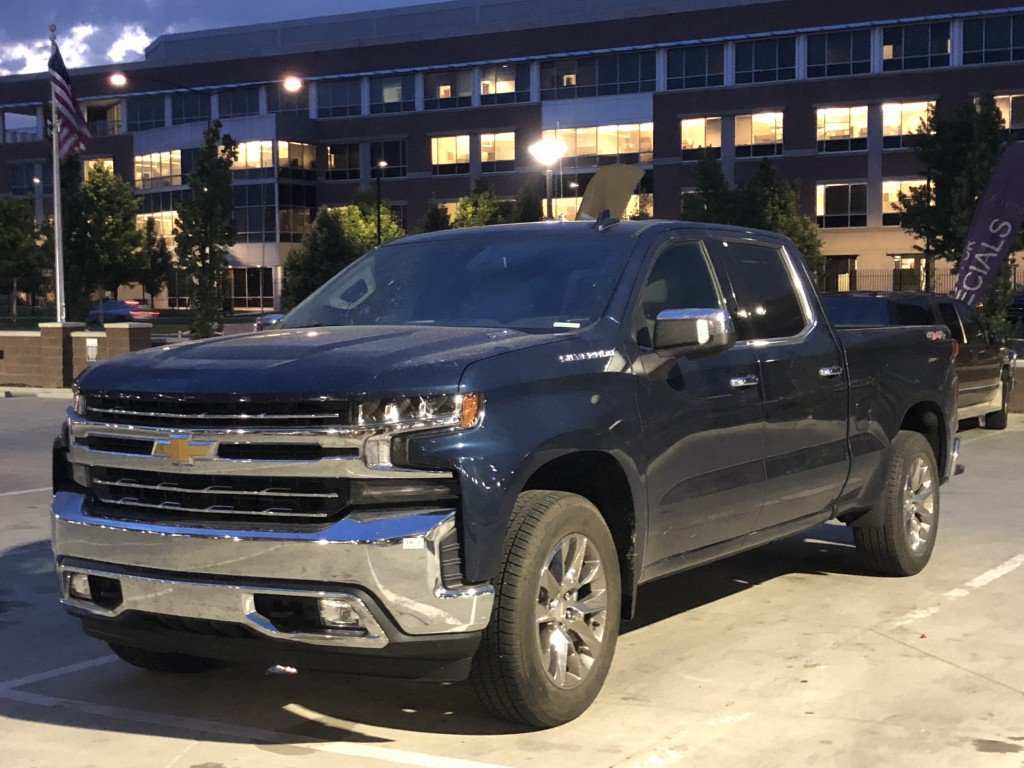 73 All New 2020 Spy Silverado 1500 Diesel Release
