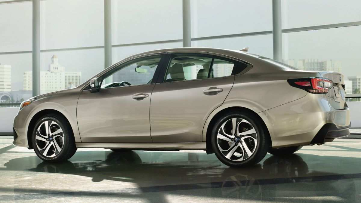 73 All New 2020 Subaru Legacy Gt Concept