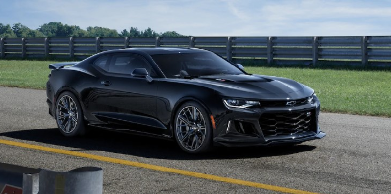 73 All New 2020 The All Chevy Camaro Speed Test