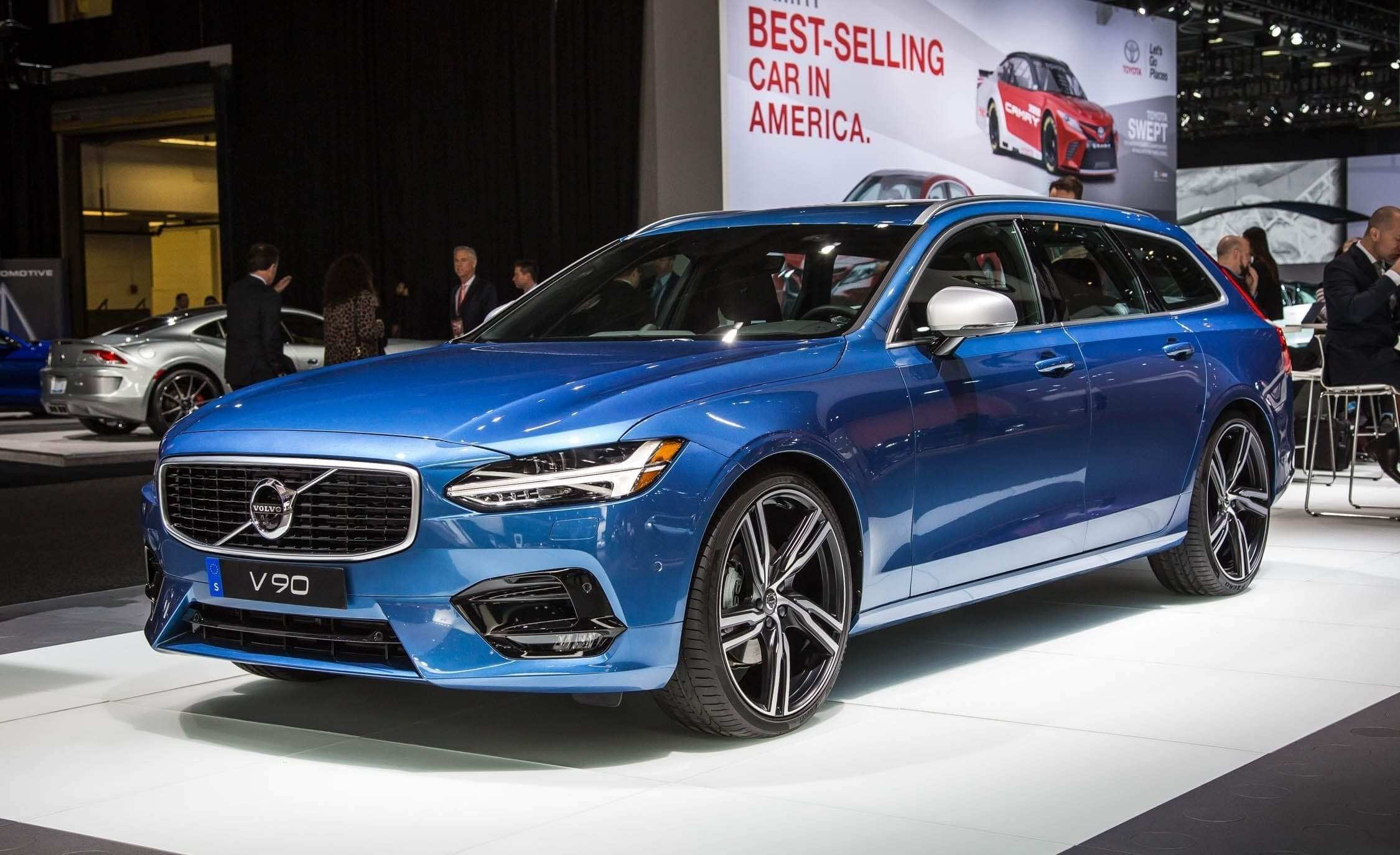 73 All New 2020 Volvo Xc70 New Generation Wagon Price And Review