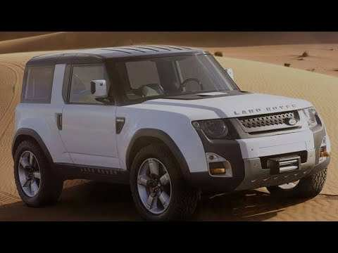 73 All New Jaguar Land Rover Defender 2020 Price