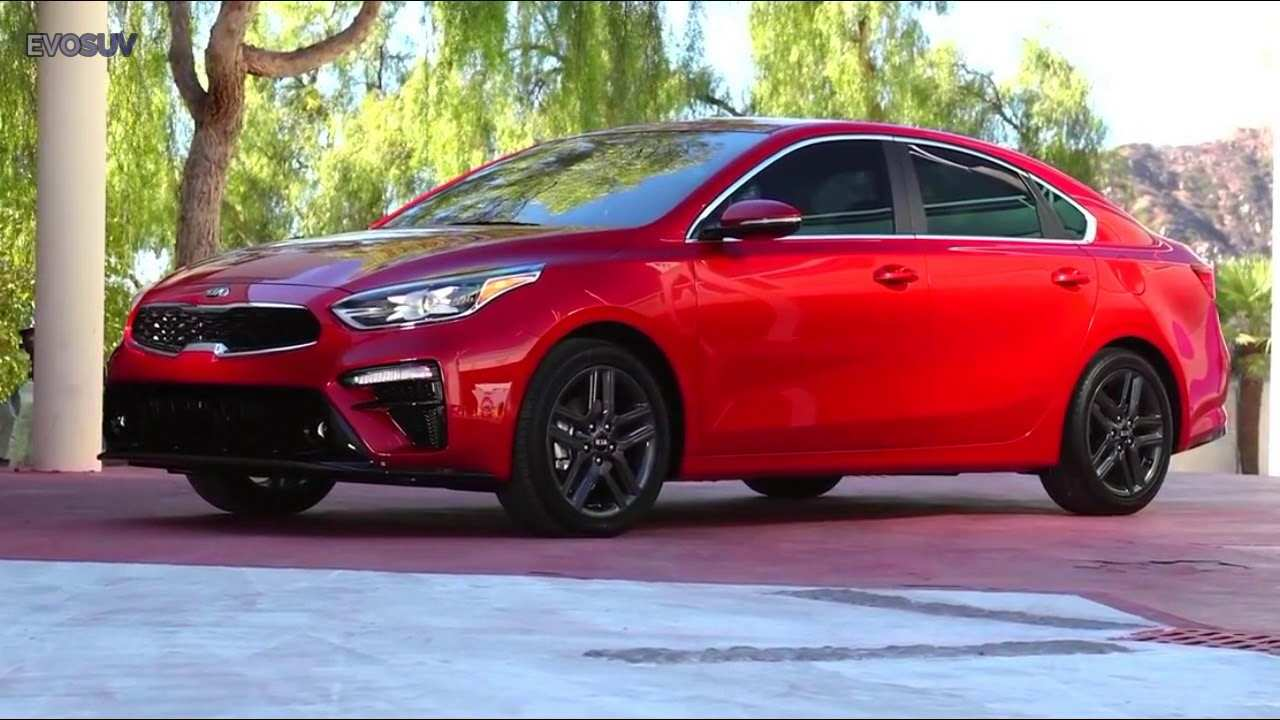 73 All New Kia Cerato 2019 Interior Release