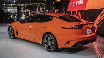73 All New Kia Stinger 2020 Update Review