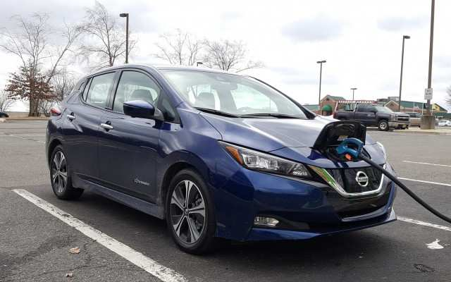 73 All New Nissan Electric 2019 Rumors