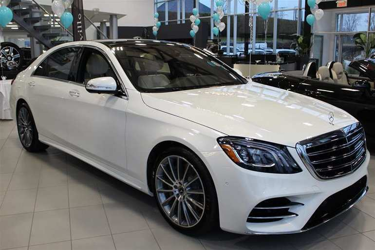 73 All New S560 Mercedes 2019 Research New