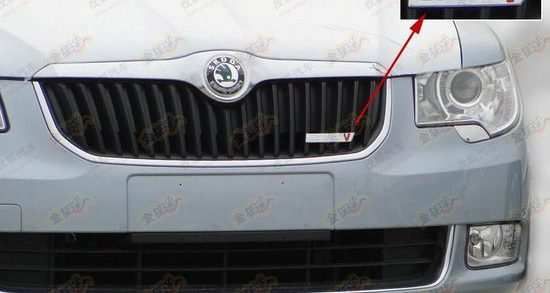 73 All New Spy Shots Skoda Superb Configurations