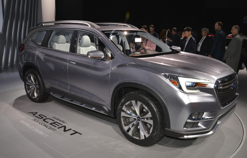 73 All New Subaru Ascent 2020 Release Date Wallpaper
