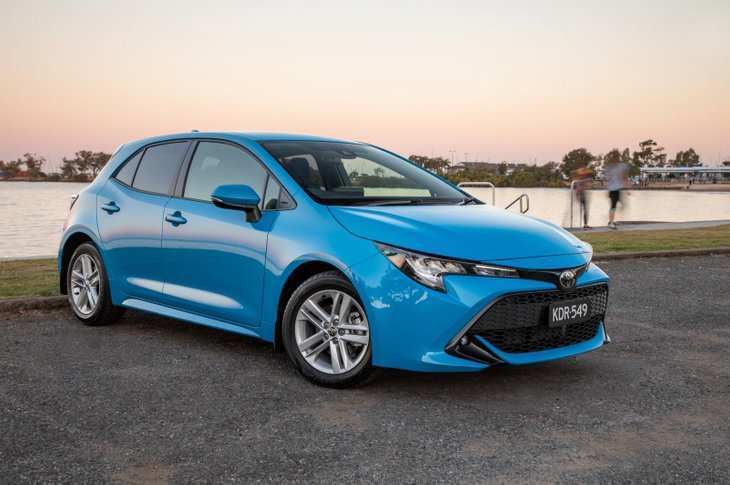 73 All New Toyota Auris 2019 Release Date Model
