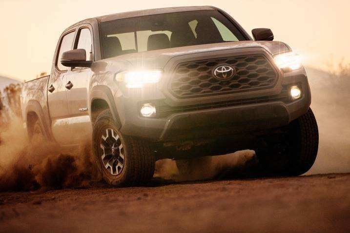 73 All New Toyota Tacoma 2020 Release Date Pictures