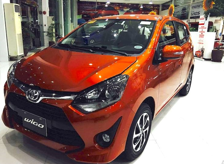 73 All New Toyota Wigo 2020 Spy Shoot