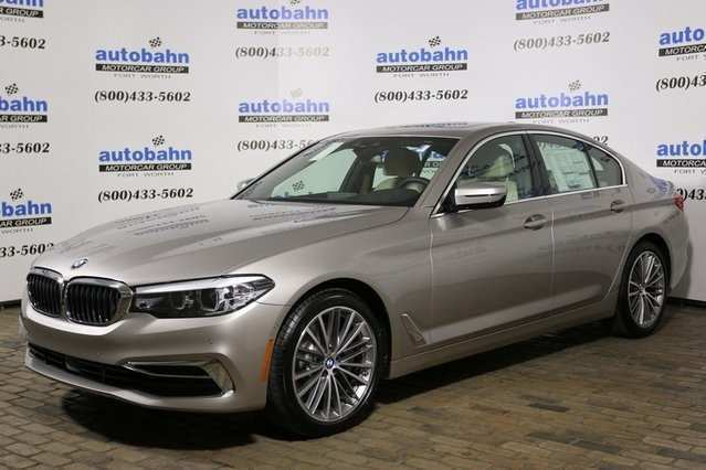 73 Best 2019 BMW 5 Series Redesign And Concept