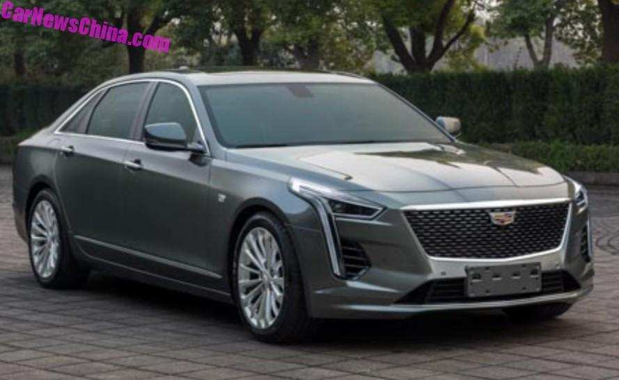 73 Best 2019 Cadillac CT6 Interior