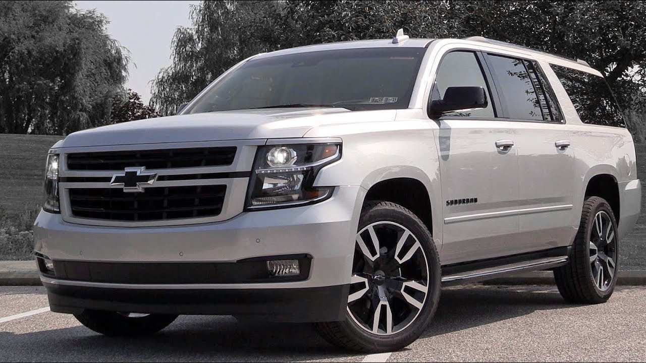 73 Best 2019 Chevrolet Suburban Spy Shoot