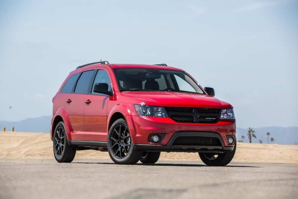 73 Best 2019 Dodge Journey Srt Price And Review