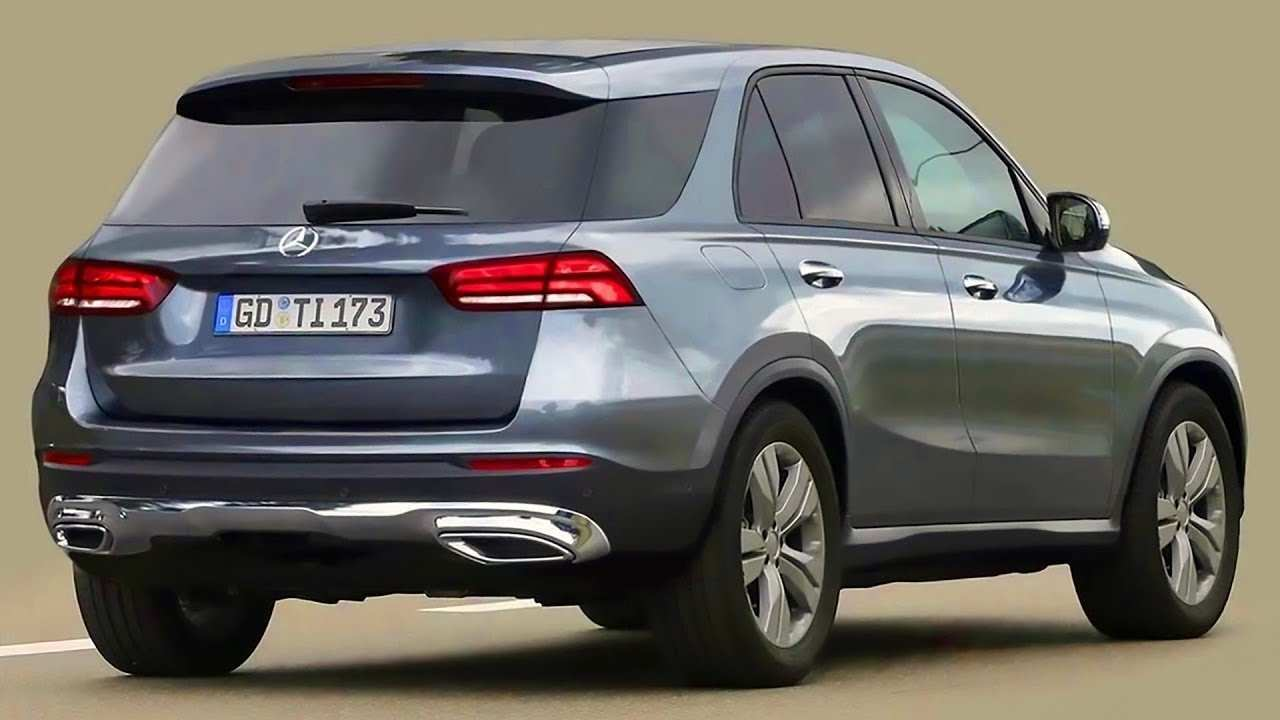 73 Best 2019 Mercedes ML Class 400 Release Date And Concept
