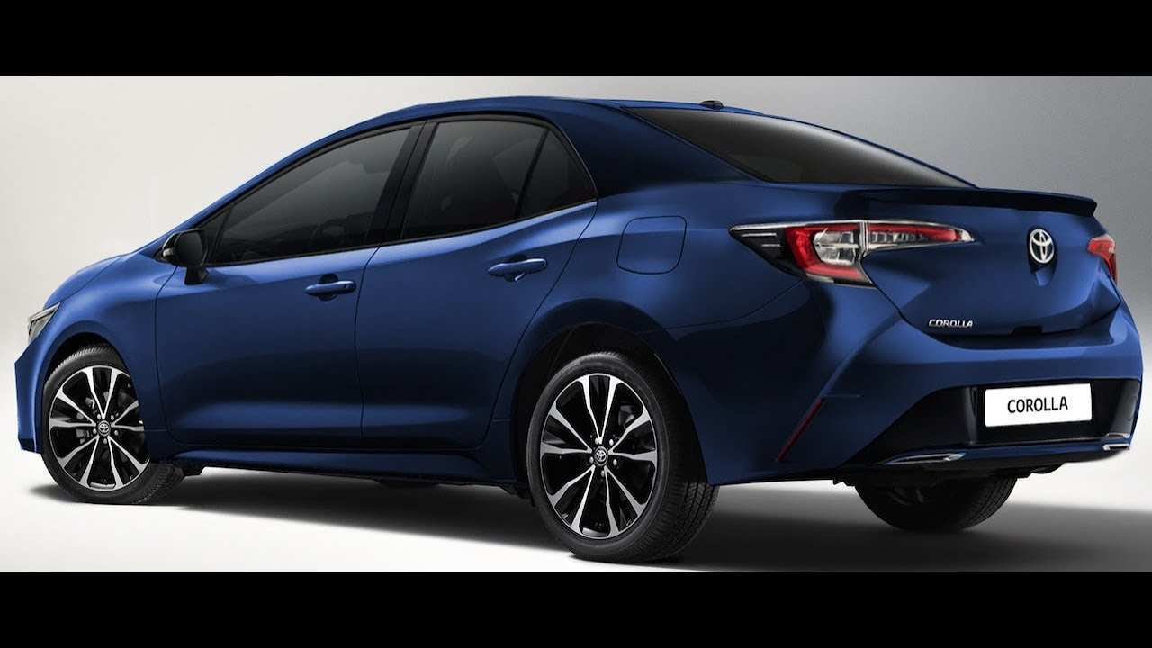 73 Best 2019 Toyota Altis Performance And New Engine