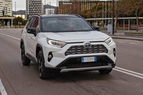 73 Best 2019 Toyota Rav4 Hybrid Review And Release Date
