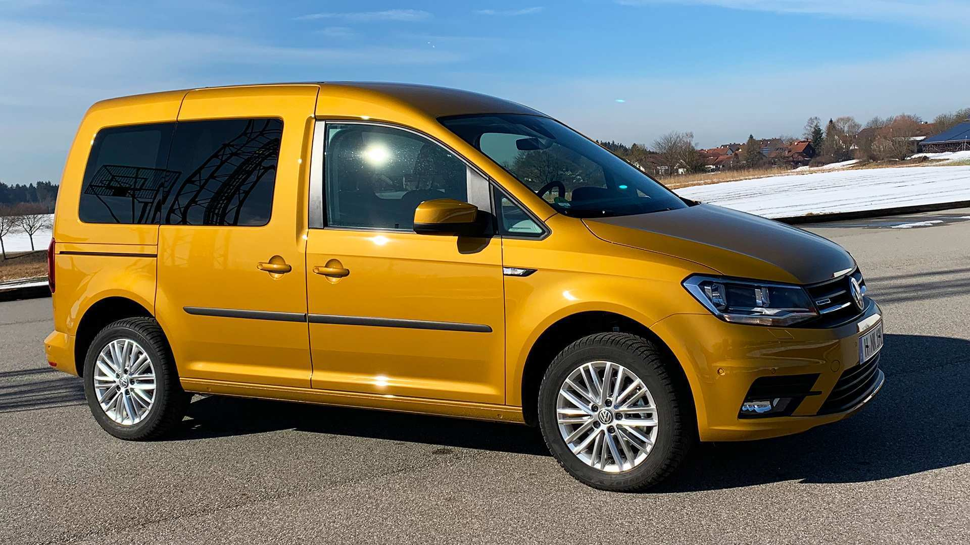 73 Best 2019 VW Caddy Images