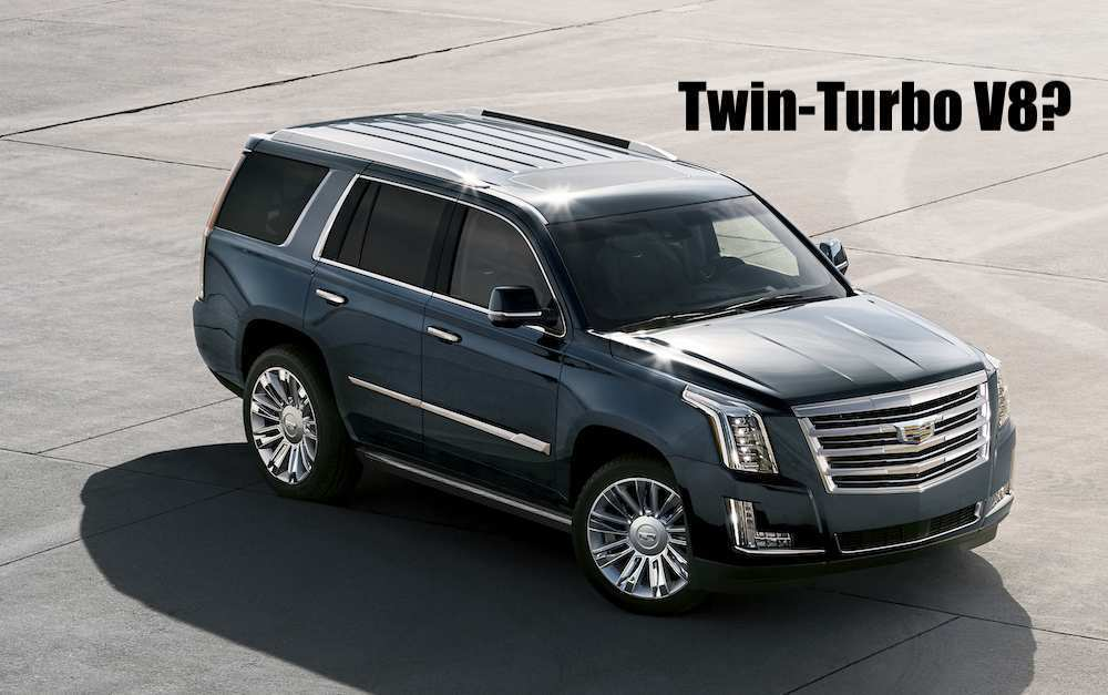 73 Best 2020 Cadillac Escalade Vsport New Model And Performance