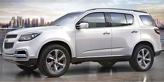 73 Best 2020 Chevrolet Trailblazer Ss Model