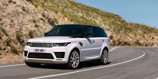 73 Best 2020 Range Rover Sport Wallpaper